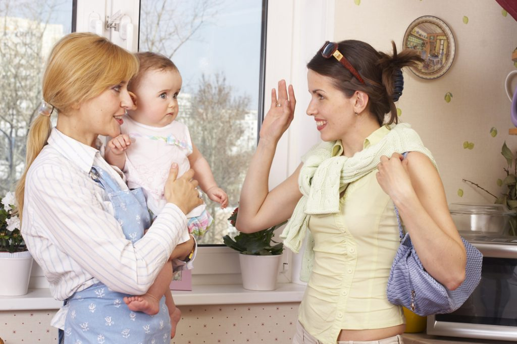 nanny family